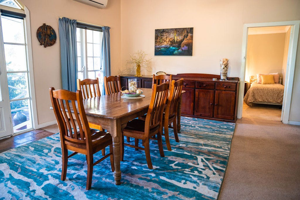 Twin Room - Dining